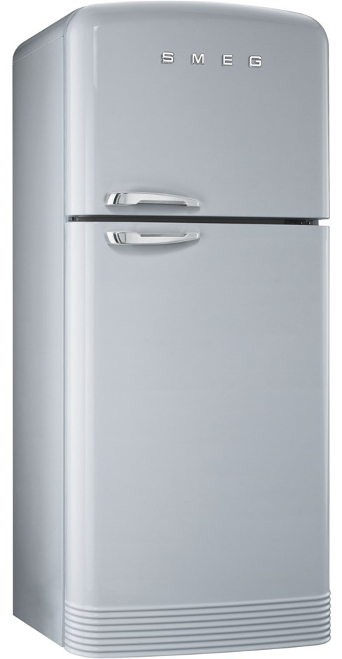 Smeg Two Door Refrigerator Freezer