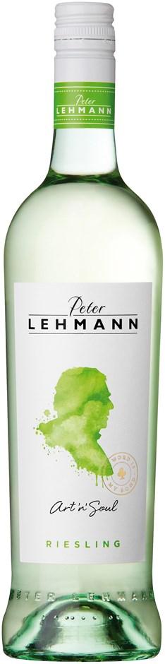 Peter Lehmann `Art n Soul` Riesling 2015 (6 x 750mL), Barossa, SA.
