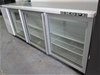 Skope 3 Glass Door Under Bench Fridge