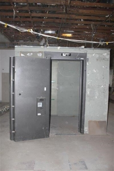 Fire resistant walk in safe for Walk in safe for sale