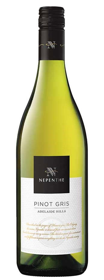 Nepenthe `Altitude` Pinot Gris 2018 (6 x 750mL), Adelaide Hills, SA.