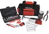SUPERTOOL 105pc General Purpose Tool Kit in Carry Bag. Buyers Note - Discou