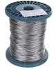 Reel 100M x Galv. Wire Rope, 1.6mm Dia. Construction 6x7 FC. Buyers Note -
