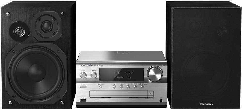Panasonic CD Micro System SC-PMX70BGNS
