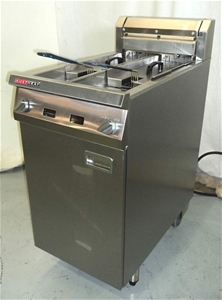 AUSHEAT AF822 Split Pan Fryer