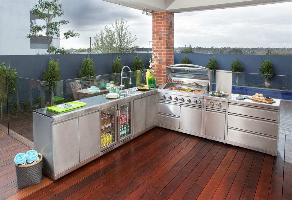 Gasmate Kitchen Set