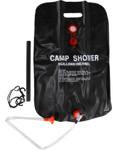 Portable Camp Shower 20Lt. Buyers Note -
