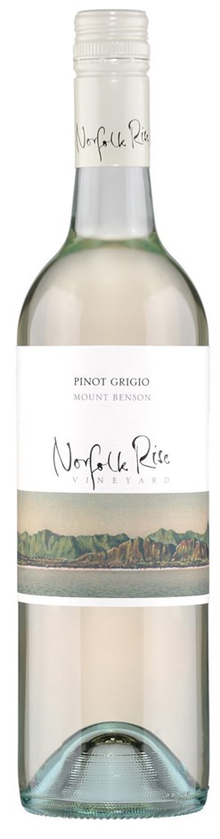 Norfolk Rise Pinot Grigio 2018 (12 x 750mL), SA.