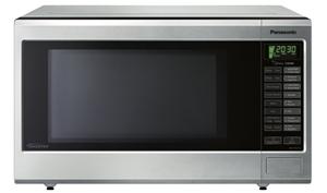 Panasonic 32L Stainless Steel Microwave