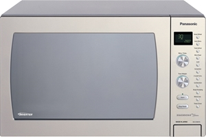 Panasonic 42L Stainless Steel Microwave