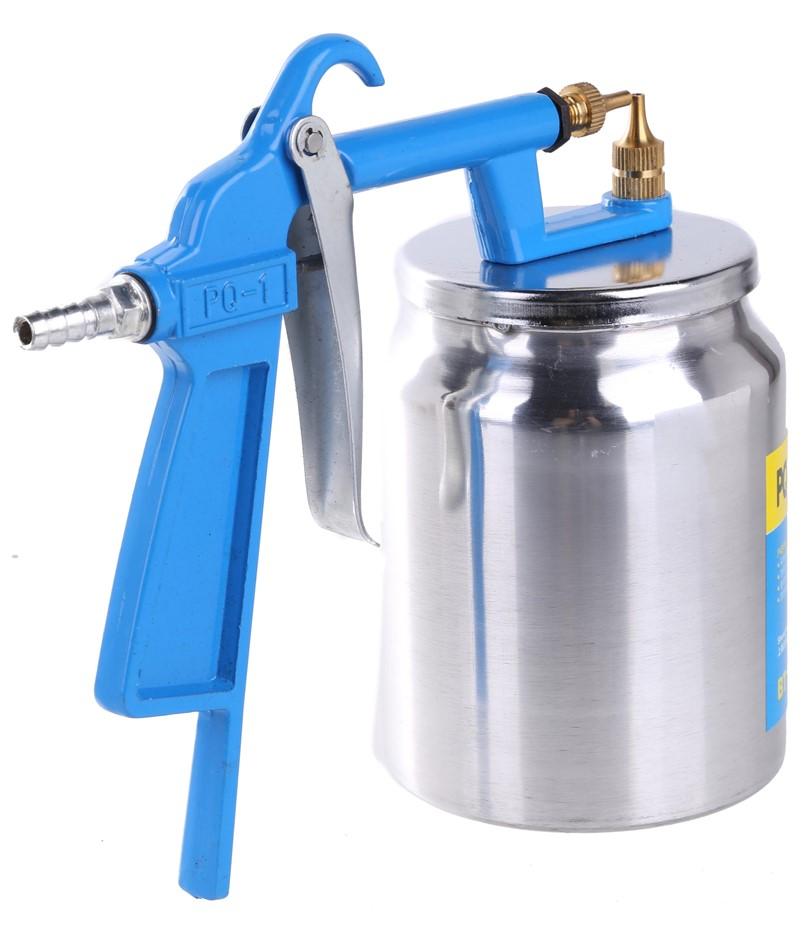 BERENT Air Spray Gun & Pot 750ml. (263499-182)