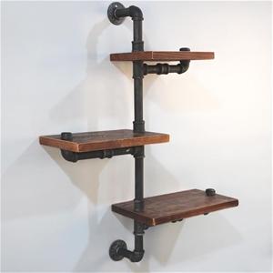 Artiss 3 Level 84cm DIY Adjustable Metal