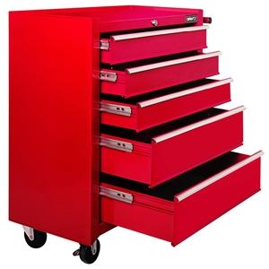 Giantz 5 Drawer Mechanic Tool Box Storag