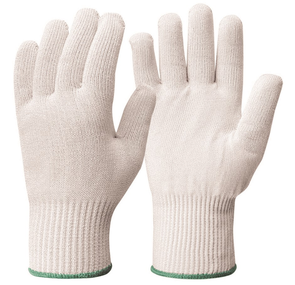 12 x Light Weight Cut Resistant Gloves, Size XL, Dyneema & Synthetic. N.B.