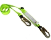 JMV Shock Absorbing 2M Tear Webb Lanyard c/w Double Action Self Locking Sna
