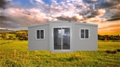 2 Bedroom Container Home/Granny Flat - Expandable Building