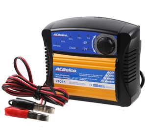 ACDELCO Fully Automatic Battery Charger