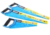 3 x BERENT Hand Saws, Comprising; 2 x 550mm & 300mm with Soft Grip Handles