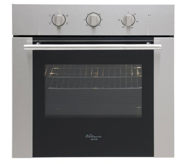 Euro Appliances EP6004SX 60cm Fan Forced Electric Oven