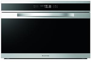 Kleenmaid 90cm Black Krystal Oven (OMF90