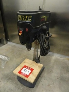 Benchtop Drill Press Gmc Model Lsr13dp Auction 0410