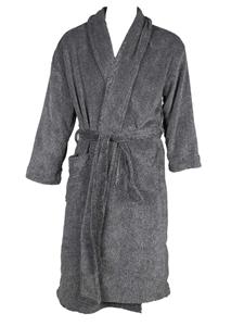 ad9dc3e31b MAJESTIC INTERNATIONAL Men`s Plush Fleece Robe
