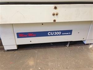 Panel Saw, Mini Max, CU300 Smart, 2002 year model, unit weight 549kg, made
