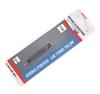 20 Packs of 2 x BOSCH HSS Double End Metal Riveting Drill Bits #30 Rivet Si