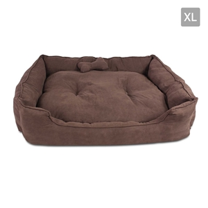 i.Pet Extra Large Faux Suede Washable Pe