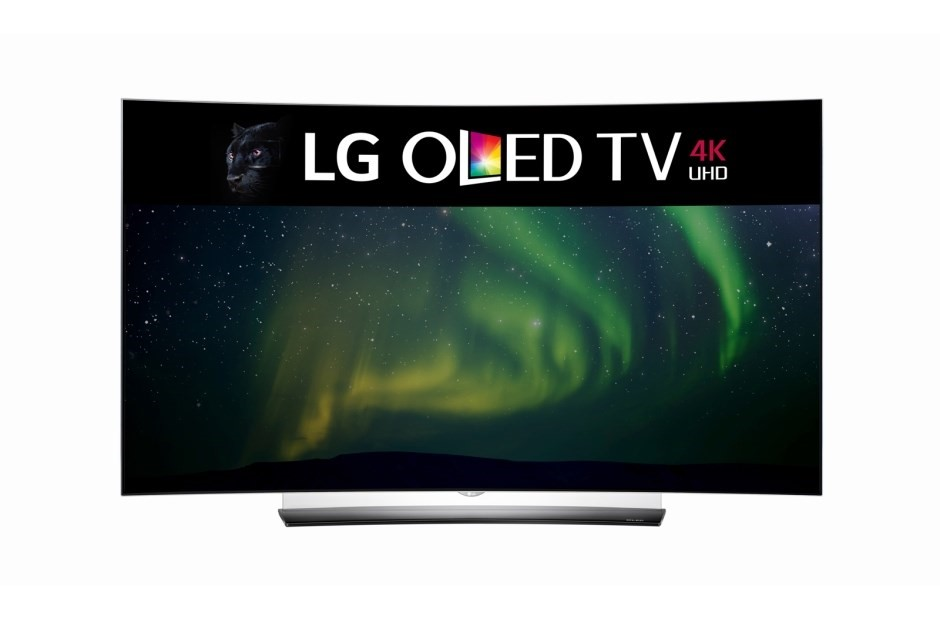 lg oled55c6t 55 inch curved 4k uhd oled smart tv ebay. Black Bedroom Furniture Sets. Home Design Ideas