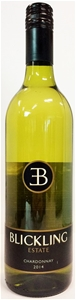 Blickling Estate Chardonnay 2014 (12 x 7