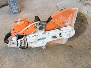 Stihl Ts510 Petrol Concrete Saw With 400mm Blade 173699