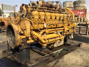 Engine MAKE: Caterpillar MODEL: 3516 (Suit CAT 789C)