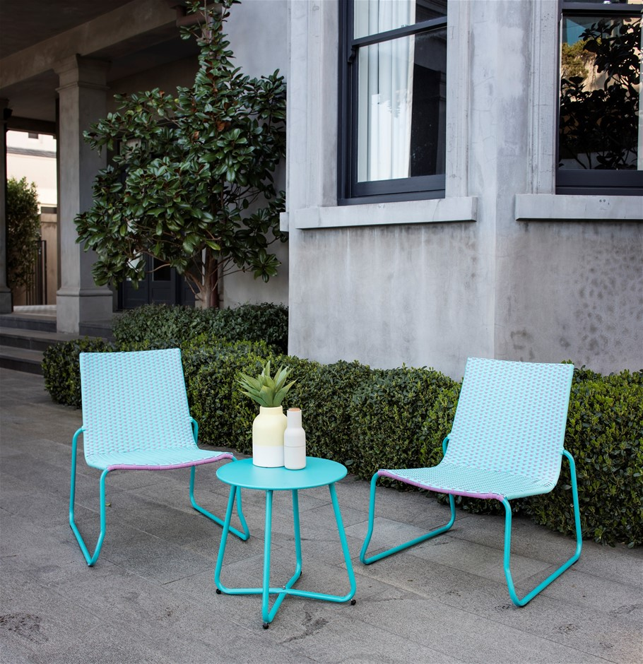 excalibur outdoor living belfort 3 piece - Garden Furniture 3 Piece