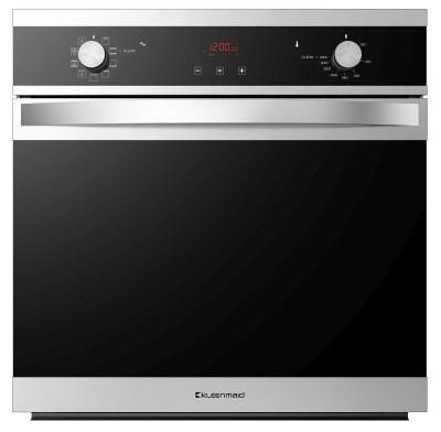 Kleenmaid 60cm Black Krystal Oven (OMF6021)