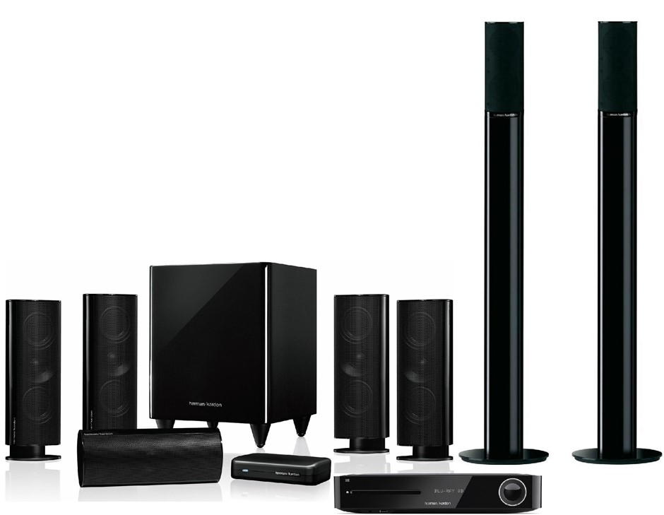 Harman Kardon Hkts 65bq 5 1ch Home Theater System With 3d