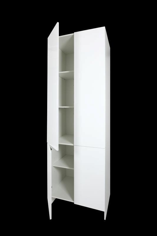 Assembled Kitchen Pantry 600mm W X 2220 H X 600mm D Auction Graysonline Australia