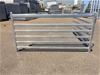 20 x Sheep Gal Panels, 6 rail, 1.05m high x 2.2m long
