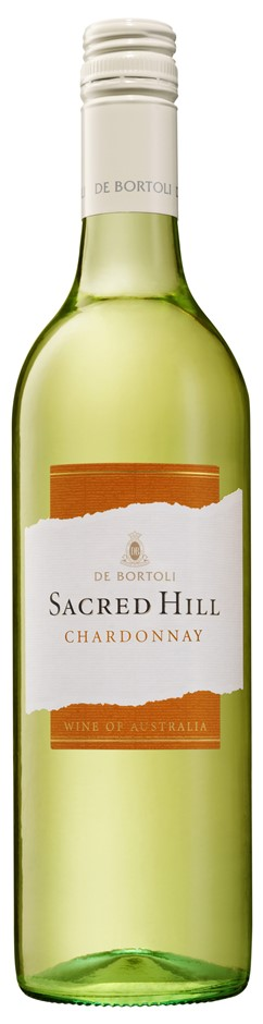 De Bortoli `Sacred Hill` Chardonnay 2018 (12 x 750mL), NSW.