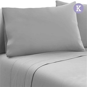 Giselle Bedding King Size 4 Piece Micro