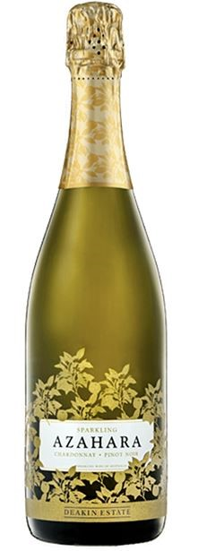 Deakin Estate `Azahara` Sparkling NV (12 x 750mL), VIC.