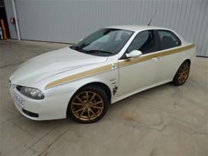 2005 alfa romeo 156 ti fwd automatic sedan 177 670 km indicated auction 0001 8004447. Black Bedroom Furniture Sets. Home Design Ideas