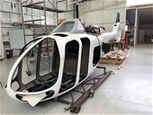 Composite Helicopter Manufacturing Liquidation
