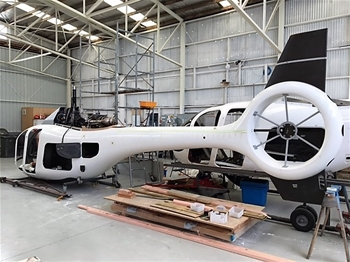 Composite Helicopter Fuselages