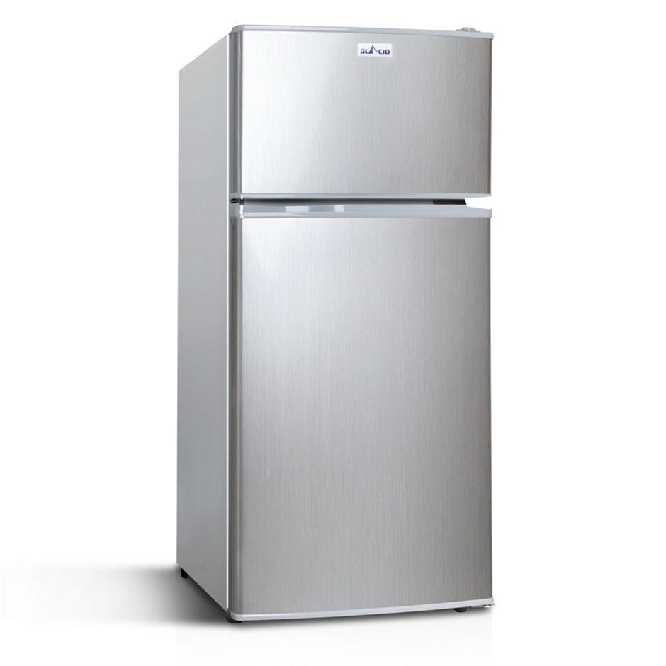 Uncategorized Factory Seconds Kitchen Appliances factory second fridges 82 products graysonline upright 2 in 1 100l caravan bar fridge freezer stainless steel