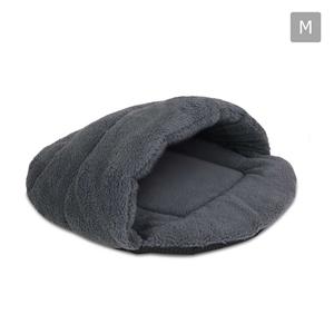 i.Pet Medium Cave Pet Bed - Grey