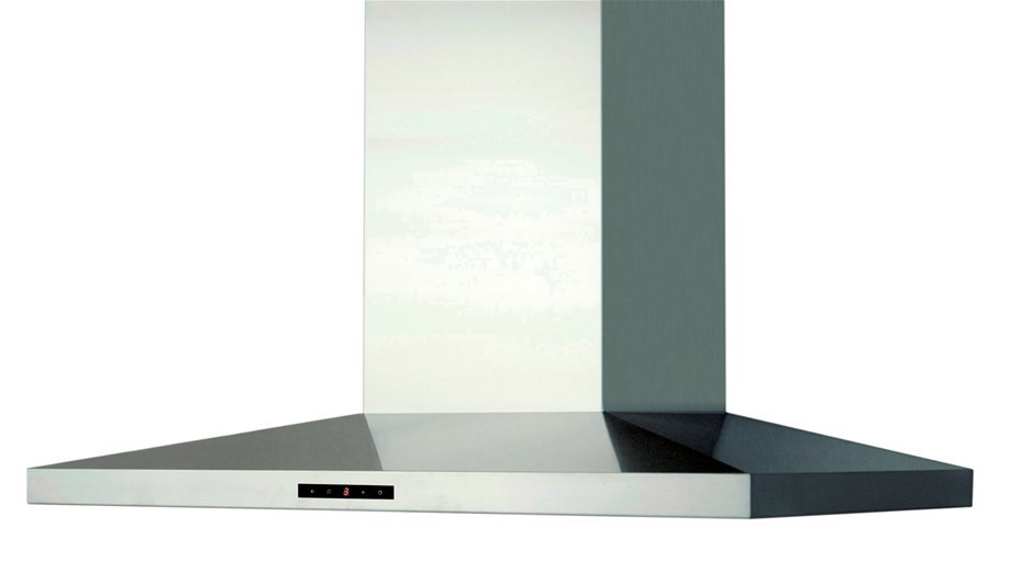 Blanco 90cm Stainless Steel Touch Control Rangehood (RCWT90X)