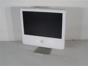 My mac laptop turns on but then all I see is a white screen.