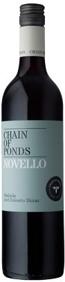 Chain of Ponds ' Novello' Shiraz Dolcetto 2016 (12 x 750mL), SA.