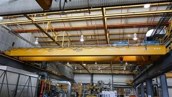 Gantry & Jib Cranes - Aluminium Casting